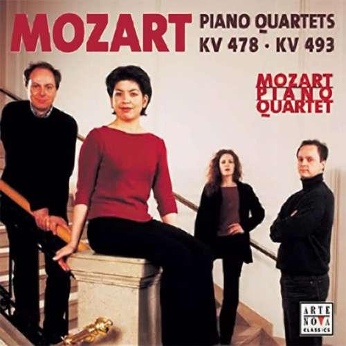 CD Mozart Piano Quartet