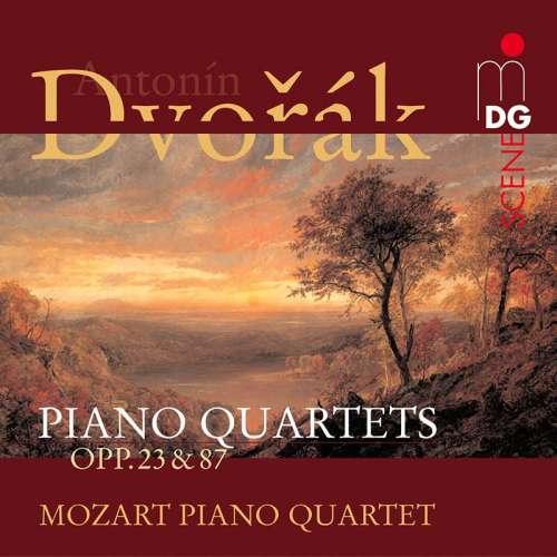 CD Dvořák - Piano Quartets