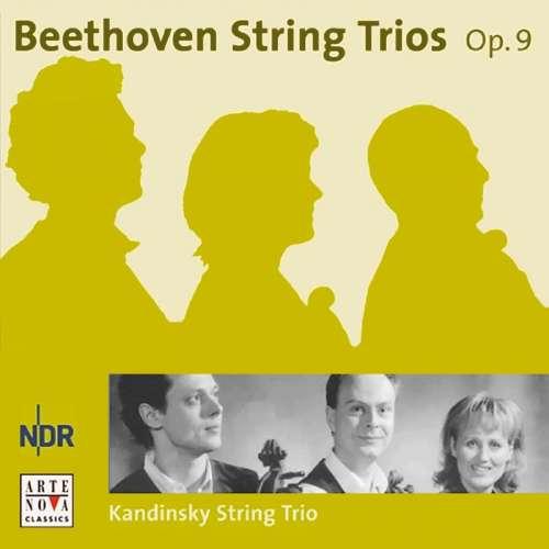 CD Kandinsky String Trio Ludwig van Beethoven