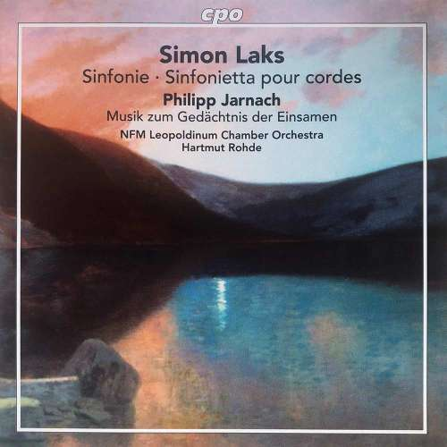 CD Simon Laks conducted by Hartmut Rohde
