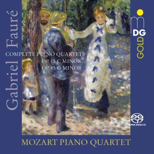 Gabriel Fauré, 2019, Mozart Piano Quartet