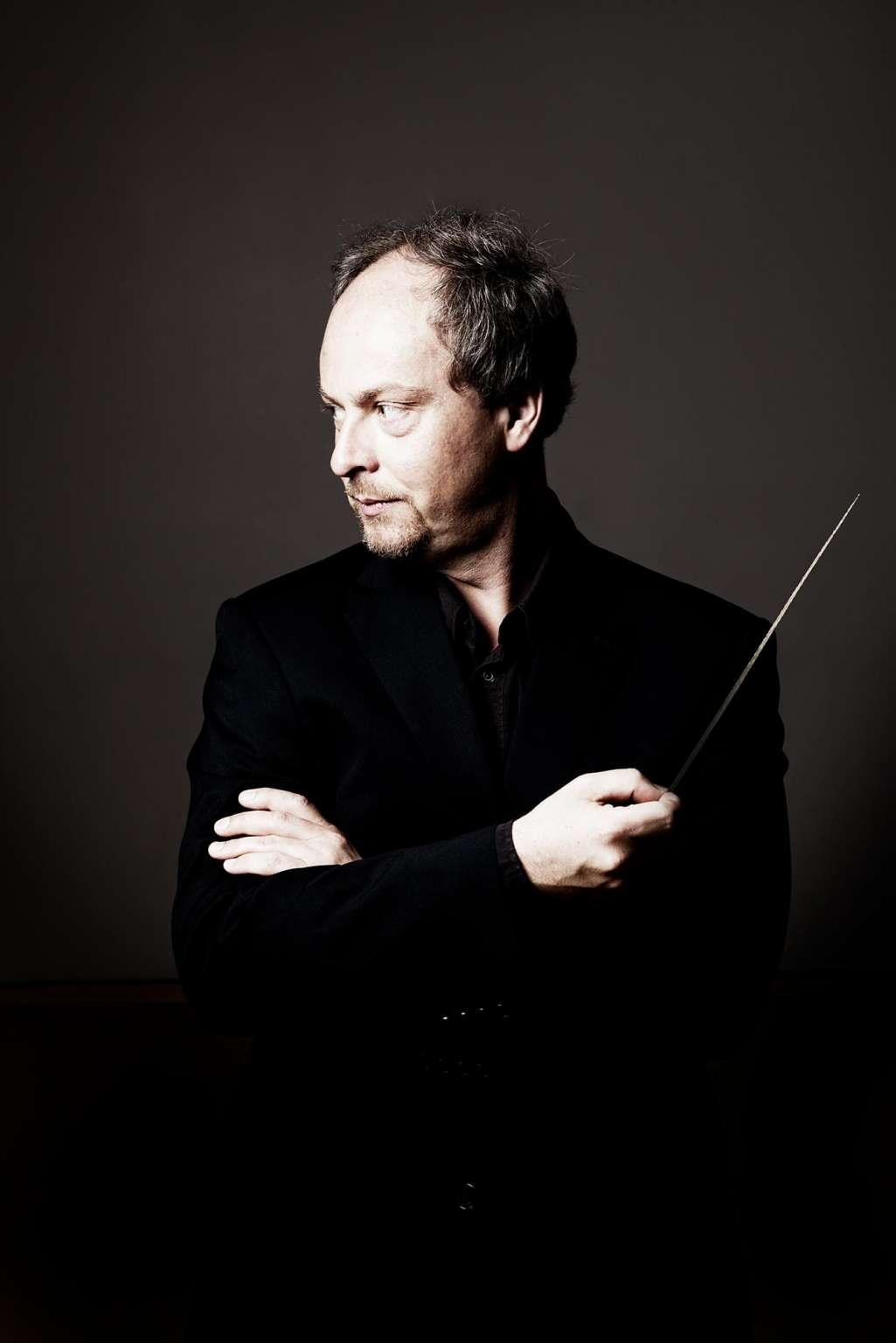 Conductor Hartmut Rohde (© Josep Molina)