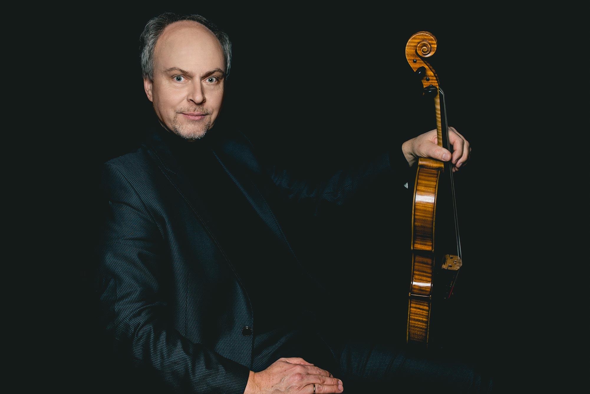 Violist Hartmut Rohde (© Frank Jerke)