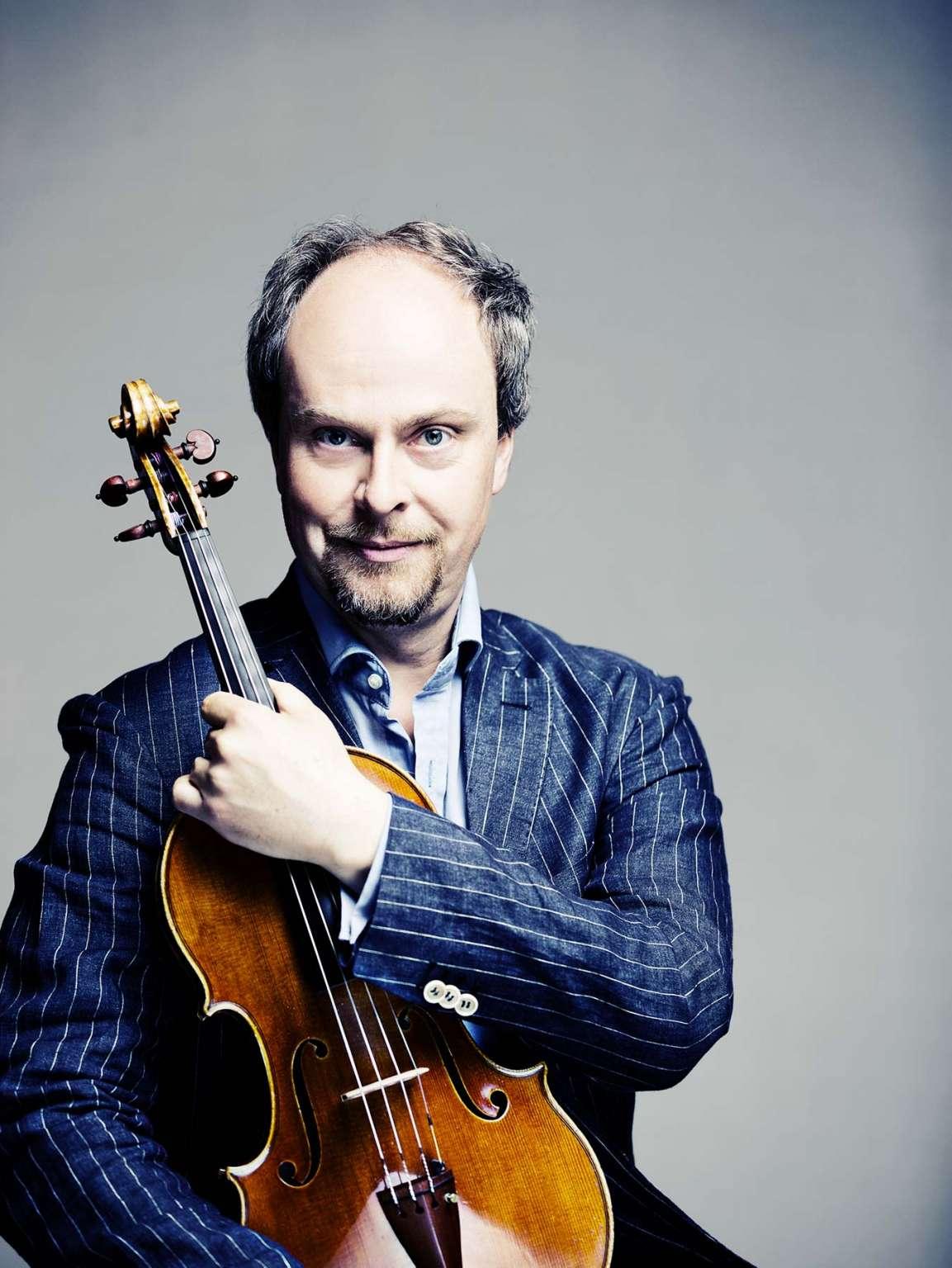 Violist Hartmut Rohde (© Josep Molina)